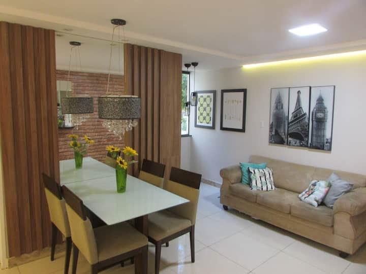 Lindo Apartamento prox. a Orla de Aracaju