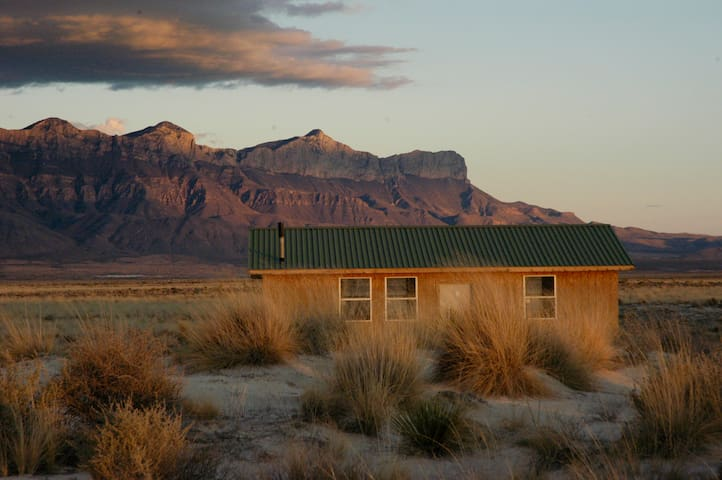 Outback Desert/Guadalupe Mt Retreat