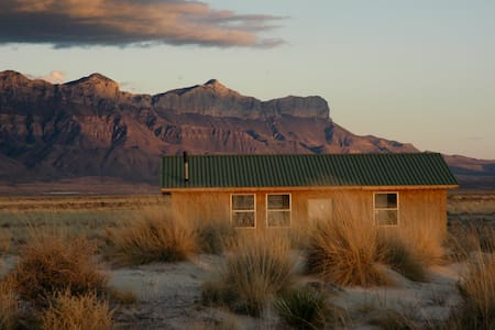 Outback Desert/Guadalupe Mt Retreat - Dell City