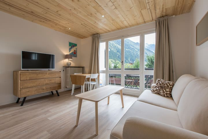 New with Panoramic Mont-Blanc View ! #P202