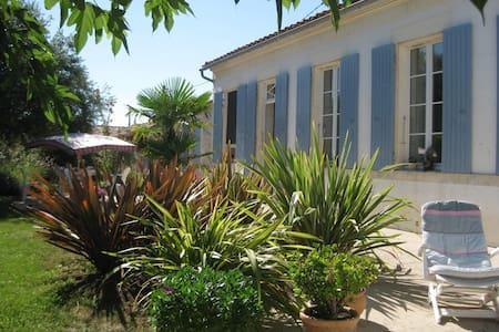 Charming House Close to the Ocean - Saint-Pierre-d'Oléron - Rumah