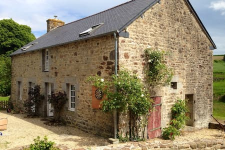 Peaceful Breton Country Cottage - Hénon - 단독주택
