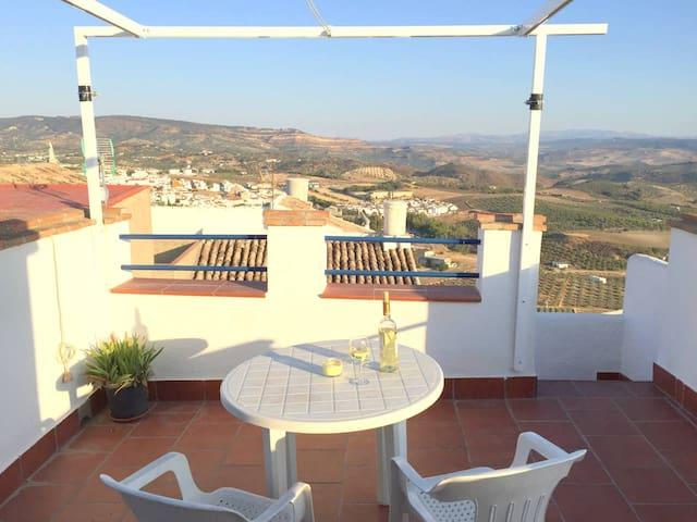 Casa Brenucci - Stunning 360º views of Andalucía!