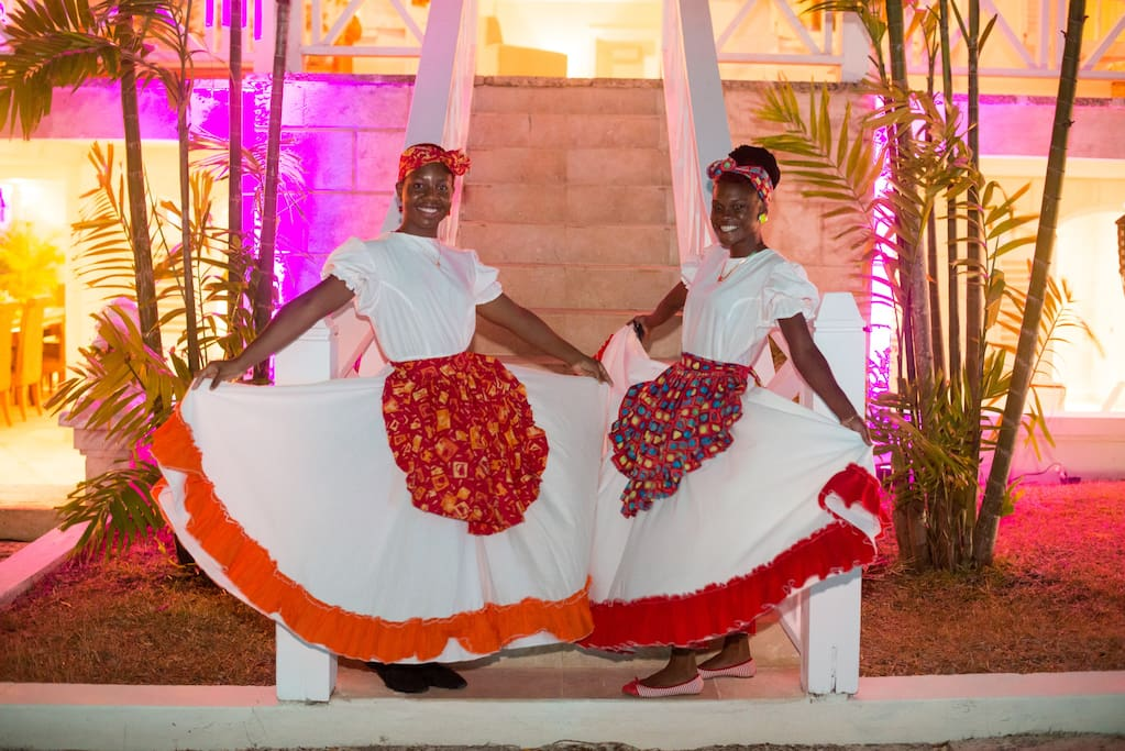 Bellevue hosting the Barbados Tourism Presidential Ball in 2013 A magical Night
