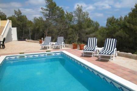 VILLA SUNSHINE con piscina privada. - Olivella - Villa