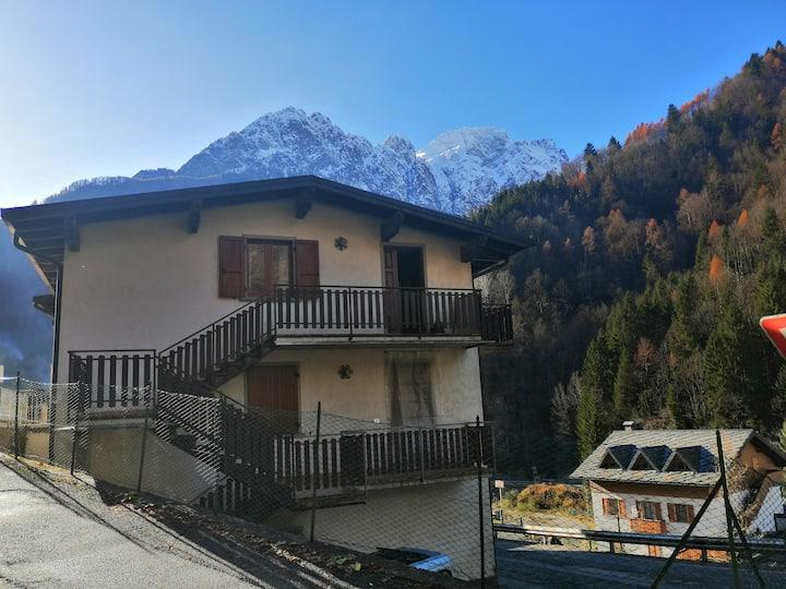 Casa vacanze in una magica valle