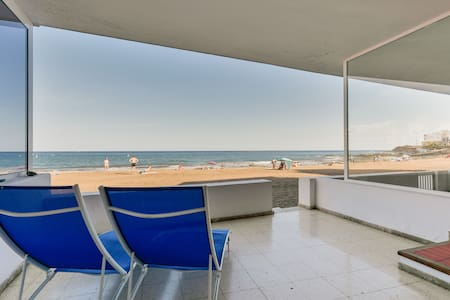 Apartment on first line of beach - Salinetas