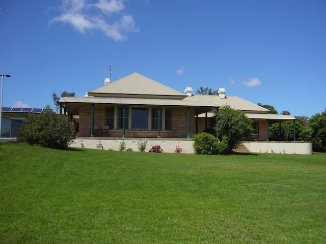 Homestead der Farm Carinyah - Cootamundra - House