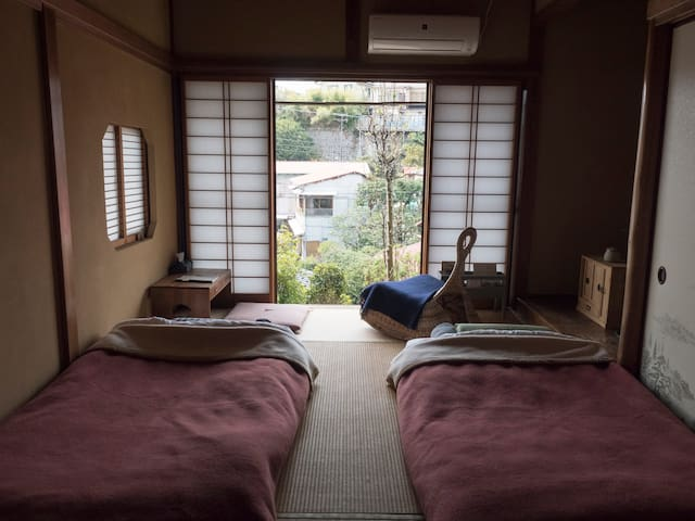 Are you tired of Tokyo's busy life? - Ashigarashimo-gun Manazuru-Machi - House