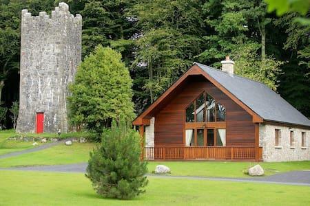 Mount Falcon, Woodland Lodges,  Ballina, Co.Mayo - 3 Bed - Sleeps 6 - Ballina