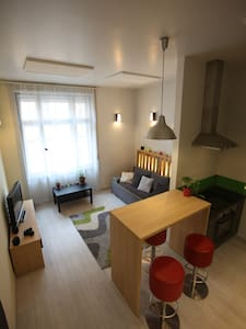 Homy flat in the party disctrict - Apartment