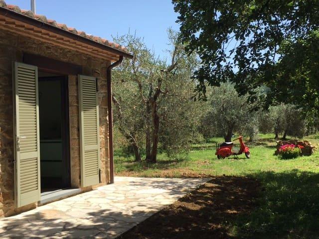 Piccolo casale Terme di Saturnia - Grosseto - House