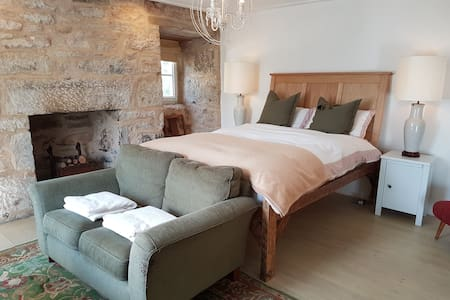 Isolated Modern Country  Get Away- Pet Friendly