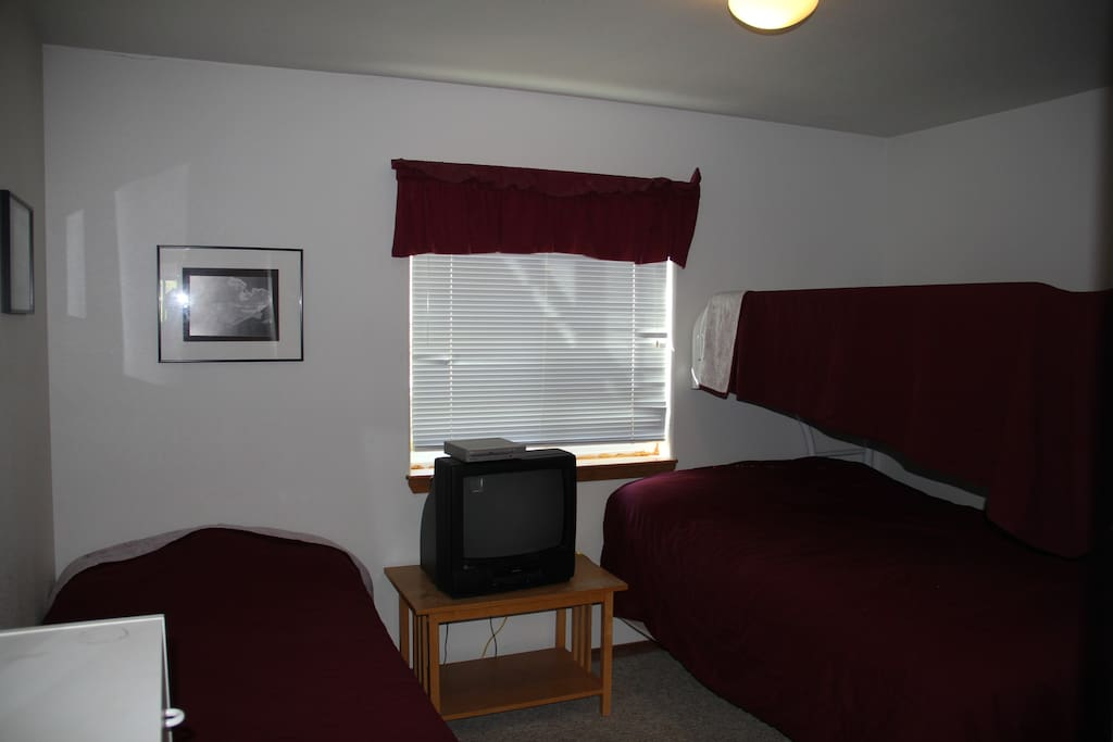 Main Floor Bedroom 3 beds