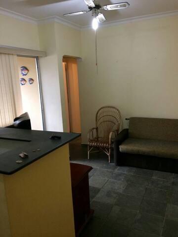 Apartamento em Itanhaém - Itanhaém - Apartment