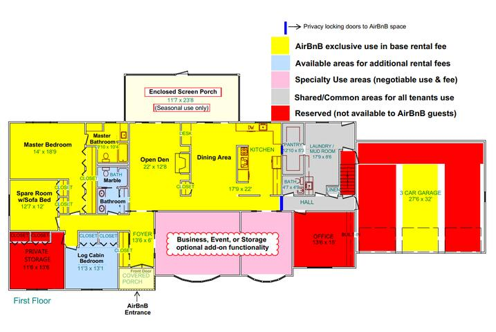 The Rental Floorplan