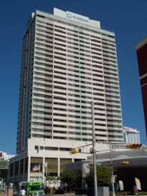 Two Bedroom Presidential Suite In Atlantic City Apartments For Rent In Atlantic City New