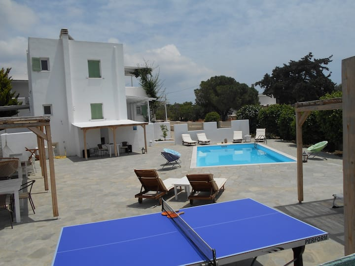 DAHLIA APARTMENTS - FAMILY APARTMENT FOR 4 PERSONS