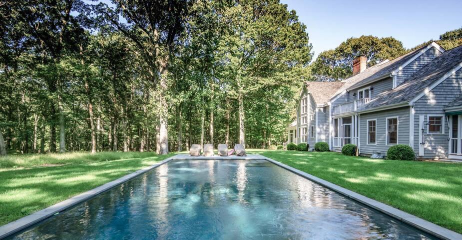 Quintessential Hampton Estate