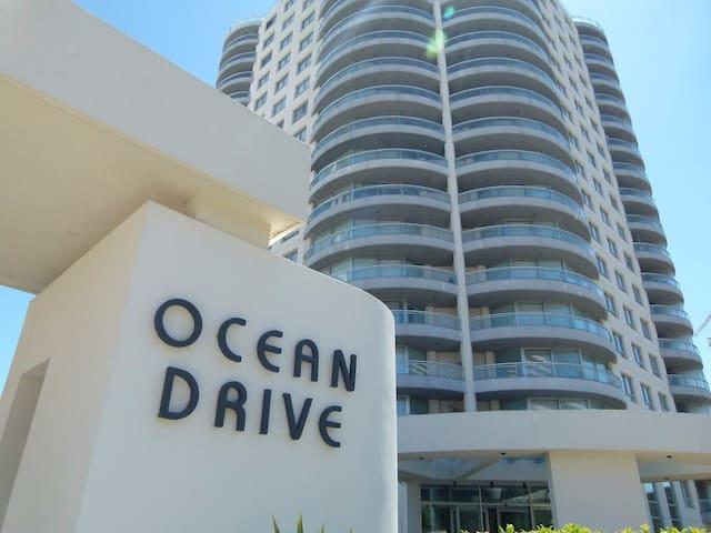 3 ambientes vista al mar en el Ocean Drive