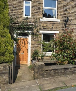 Yorkshire Mill Cottage - Luddenden Foot - Hus
