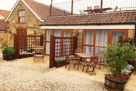 Mount Bank Farm - 'Osmotherley Suite' BnB - North Yorkshire