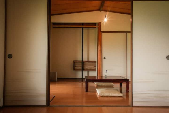 びわ湖と里山 田園風景に佇むプライベートハウス nice! lemon