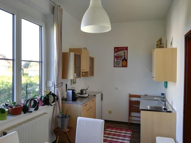 Ruhige Wohnung ideal für Ausflüge nach Wien
