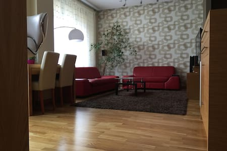 Modern apartment in the city center - Olsztyn