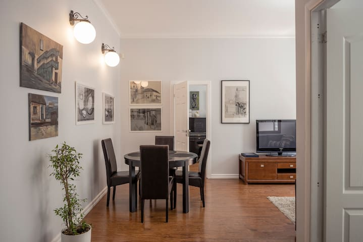 Maironis apartment