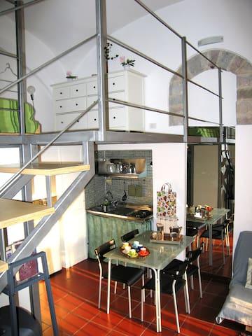 Appartamento Jazz, centralissimo, soluzione ideale