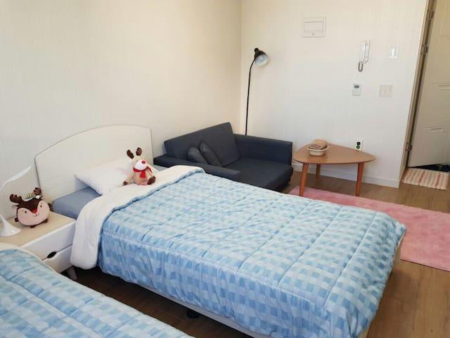 [유성온천0분!] Cozy apartment for u!