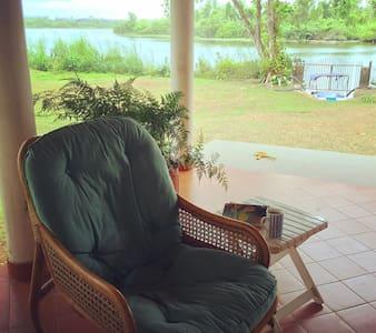Holiday bungalow in Bolgoda! - Bandaragama