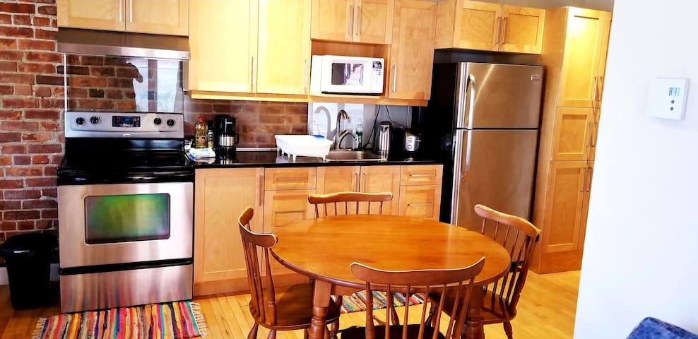 Beatiful apartment *Downtown* + Wifi + Parking