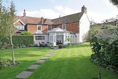Luxurious home in historic village - Alfriston - Casa