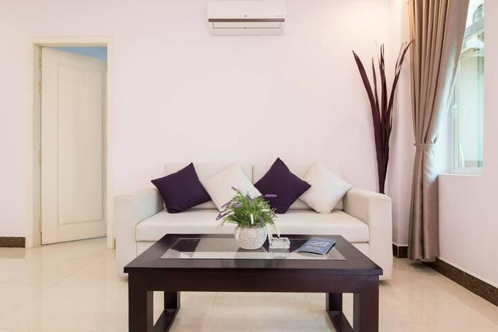 2 bedroom suite  in La Belle  Residence