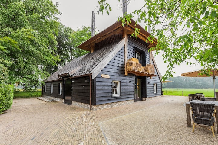 Attractively renovated farmhouse from around 1700