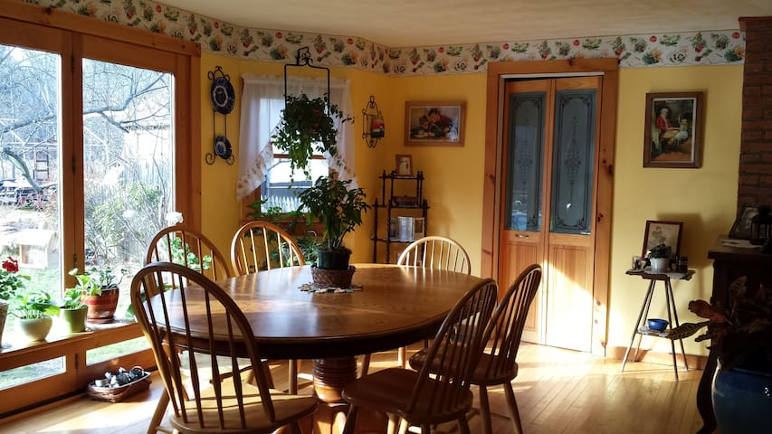 Cozy Vermont Home - Bridgewater - Maison