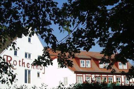 Privatzimmer im Landgut Rothenhof - Heilsbronn