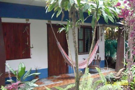 Pepes Tropical Garden - Cahuita - Cabin