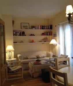 Coqueto dúplex en Pirineos - Canfranc-Estación - Apartment