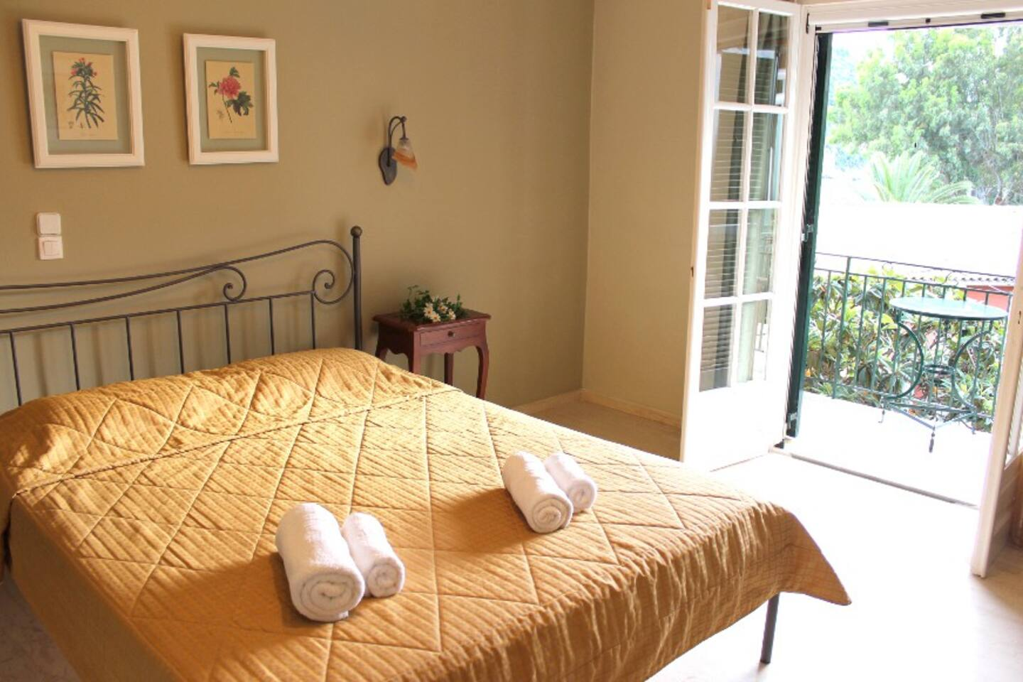 We welcome you in our typical Corfu apartments.Where...