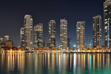 Luxury villa next to Burj Khalifa  - ドバイ