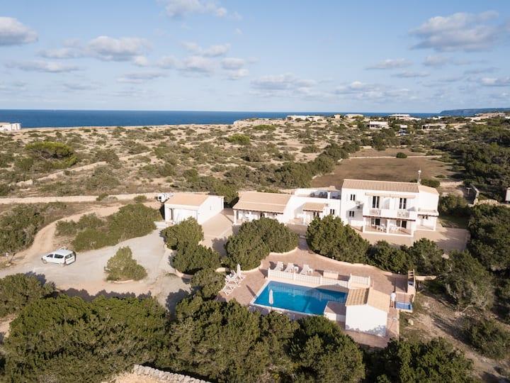 Es Clot des Forn Formentera Punta Prima