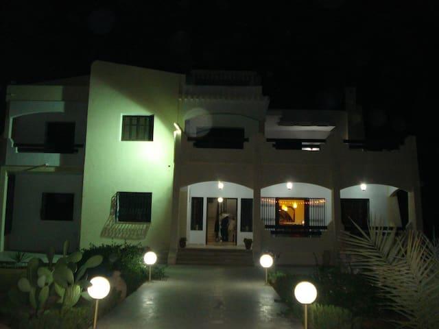 résidence appart et salon de thé Chahrazad