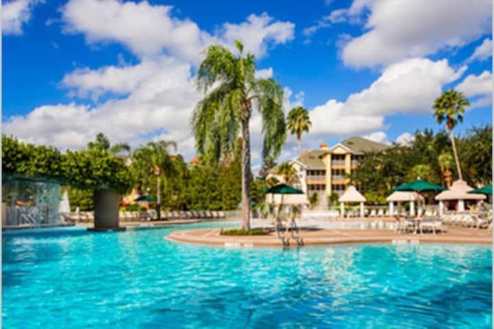 Vistana-Sheraton Resort-Orlando, Nr. Disney