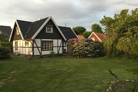 Sommaridyll i Kullabygden - Höganäs N - Rumah