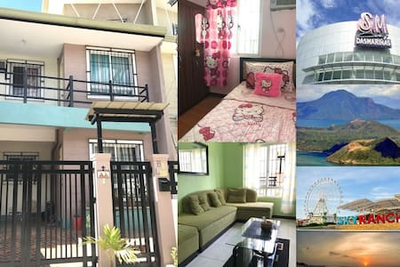 Affordable Townhouse in Cavite near Tagaytay