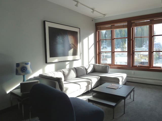 Squaw Valley ski resort condo - Olympic Valley - Apartment