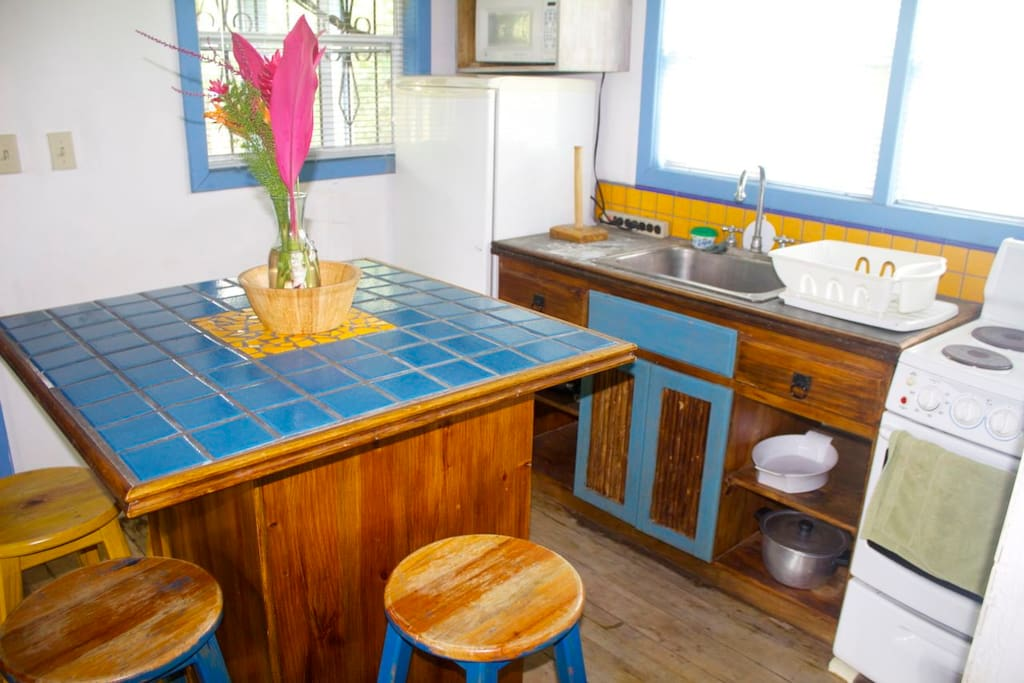 caribbean bungalow